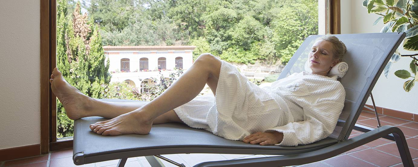 Repos aux Thermes